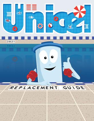 Unicel Mascot Illustrations