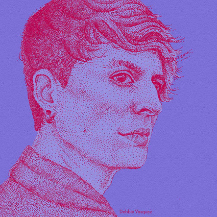 Christopher Velez Pointillism