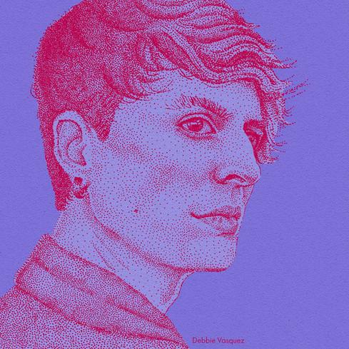 Chris Pointillism