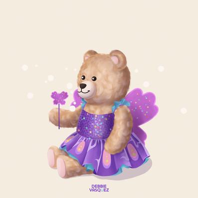 Pixie the Build A Bear