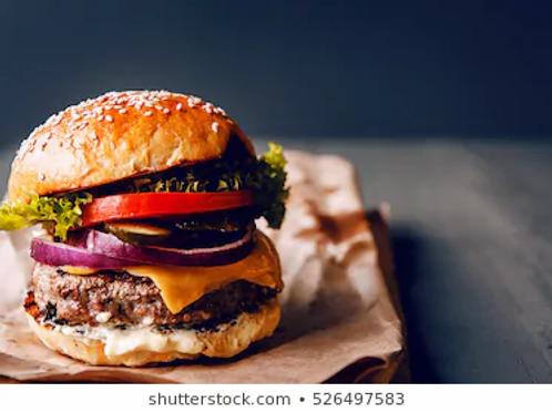 Steak Burgers 4 x 6oz