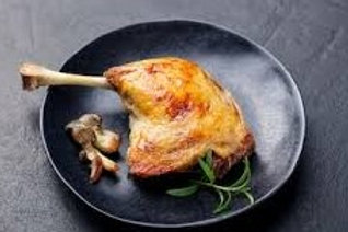 Confit Duck Legs x 5 (Approx 300g each)