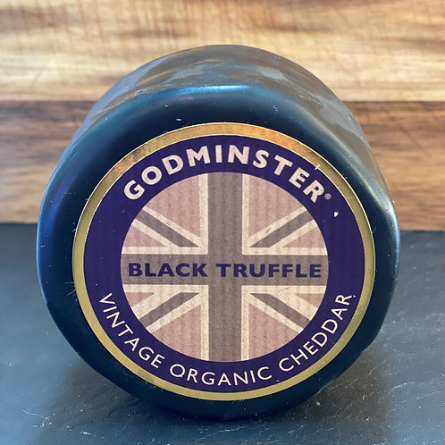 Godminster vintage with Black Truffle 200g