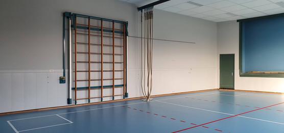 Don Bosco Baarle - renovatie turnzaal