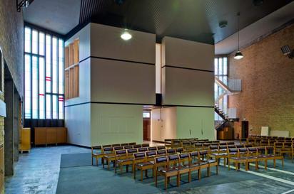 vzw DOIC - Herbestemming en inrichting van de Maria Gorettikerk (fase 2, fase 3 en burgerproject) - gent