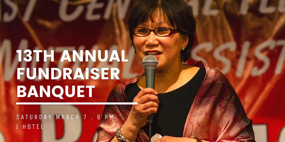 Thirteenth Annual Fundraiser Banquet