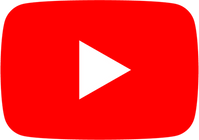 youtube social icon red