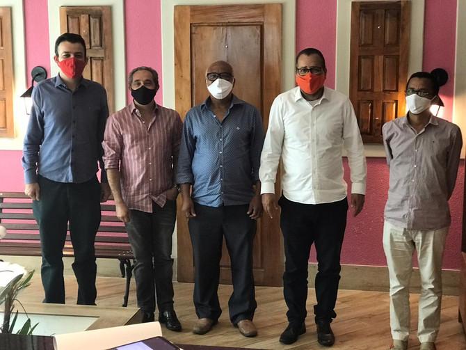 Jacó, Yulo, Ivan Alex e Gutierres são apoios de peso