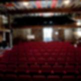 Le Théâtre dans les Vignes, salle, Couffoulens