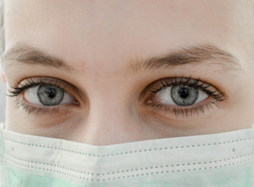 Ask an Eye Doctor: COVID-19 and the eye
