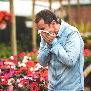 Spring-time Shenanigans: Soothing Hay Fever Eyes