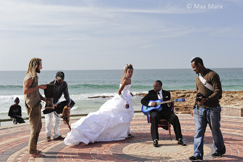 Wedding on Port Elizabeth beachfront1
