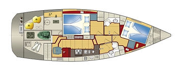 Floorplan 01 - Main Deck