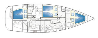 Floorplan 04 - Lower Deck