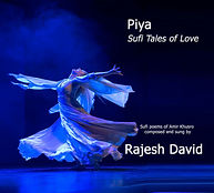 "CD cover ""Piya: Sufi tales of love"