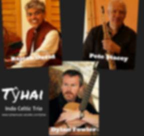 Tŷhai: Indo Celic Trio