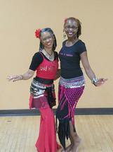 Instructors- Yazmina Rae & Laini