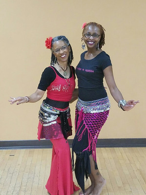 Instructors- Yazmina Rae & Laini