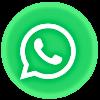 Whatsapp free social media icon round.pn