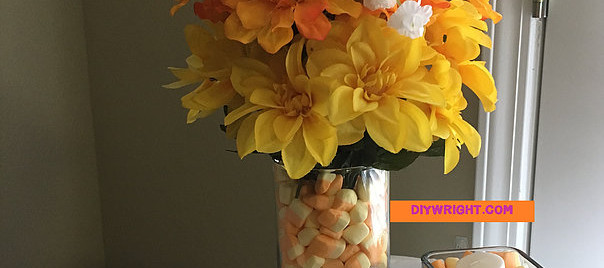 Fall Candy Corn Projects