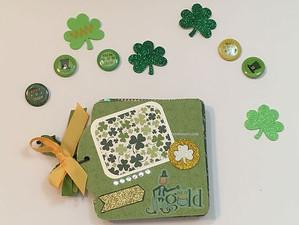 Flipbook Flip Thru - St. Patrick's Day Tag Flipbook