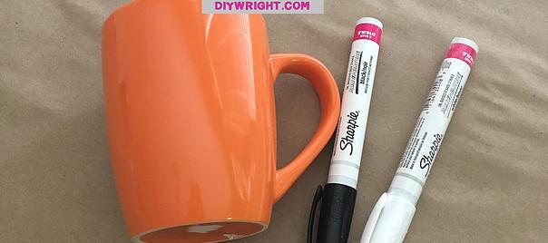 DIY Mug It Your Way!