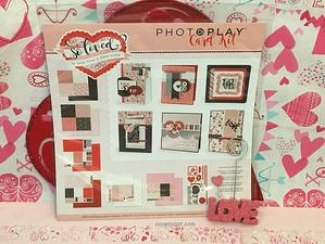 Valentine's Day Card Kit - So Loved