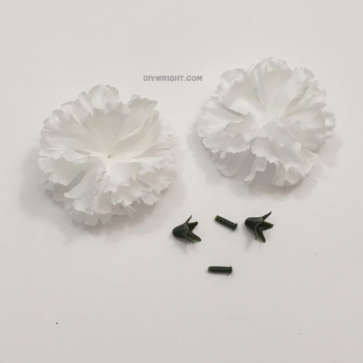 DIY - Floral Picture Frame 6