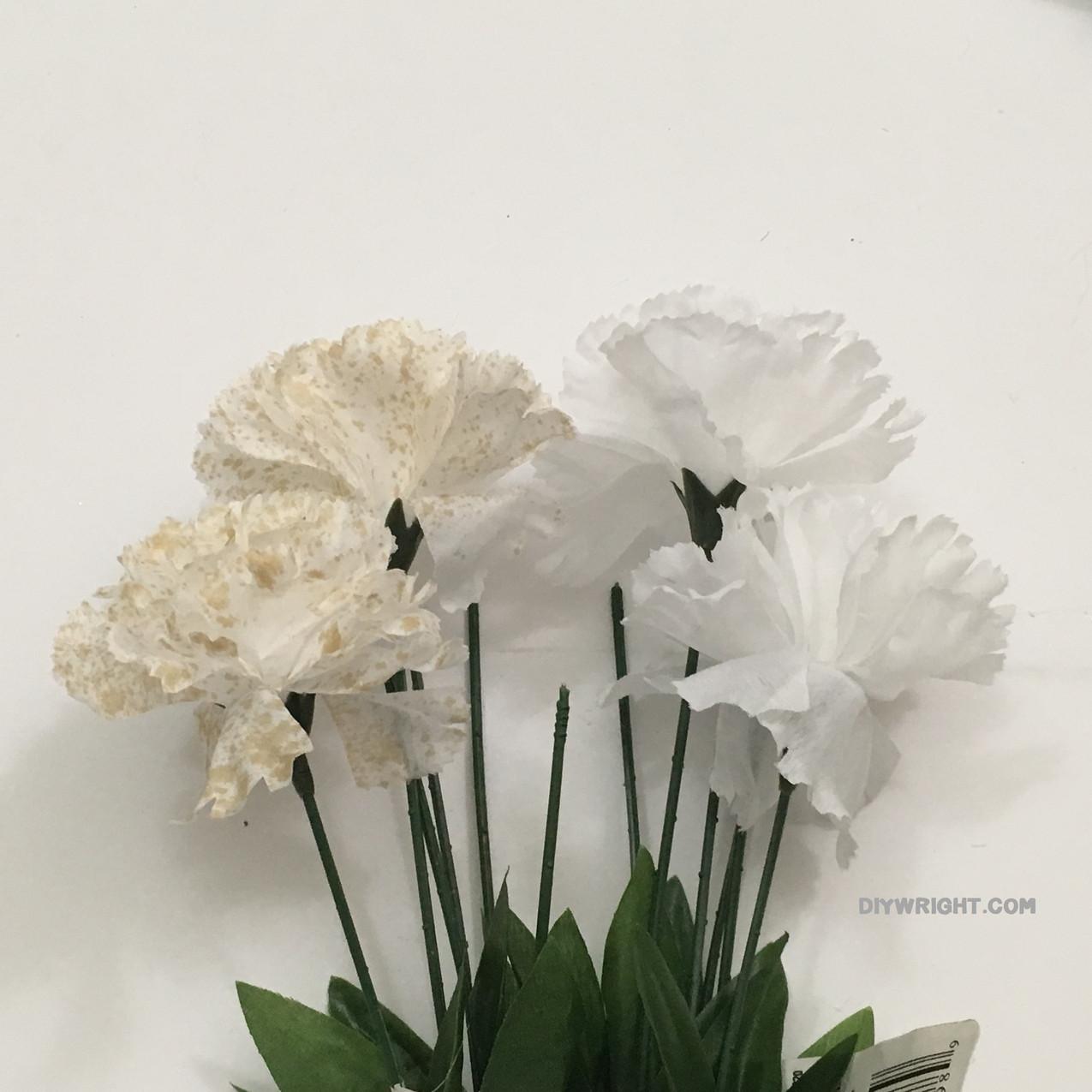 DIY - Floral Picture Frame 4