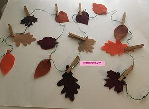 BONUS - Fall Leaf Banner