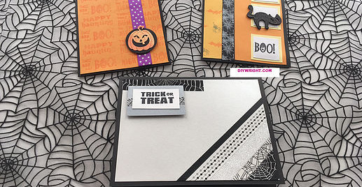 Paper Crafts - Halloween Cards