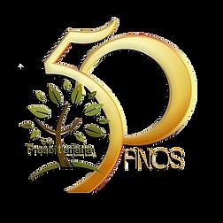 Logo comemorativo dos 50 anos da Igreja Presbiteriana de Novo Campos Elísios