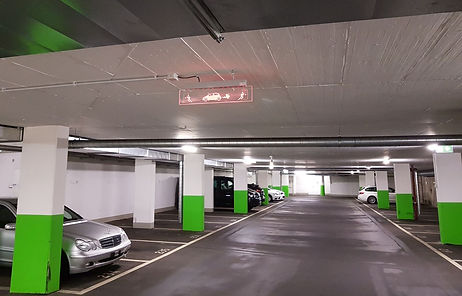 Détection de CO parkings