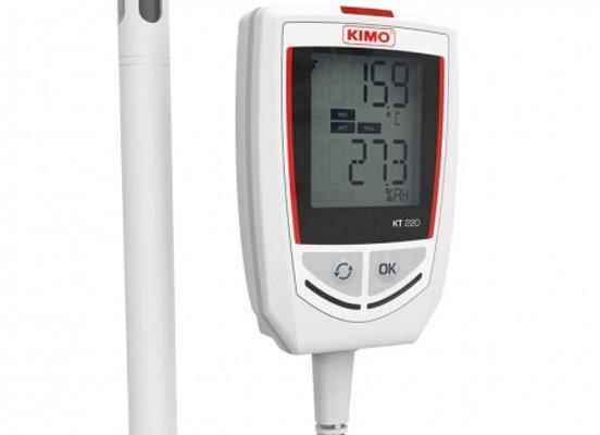 Enregistreur de température Kistock KT220