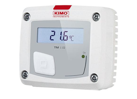 TM110-ANAI Température / Arrière Inox PT100