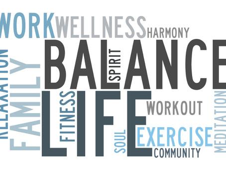 Top 10 Life Balancing Practices