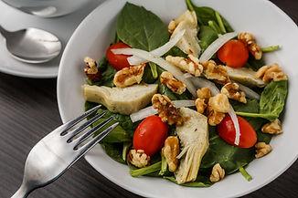 salad spinach artichoke