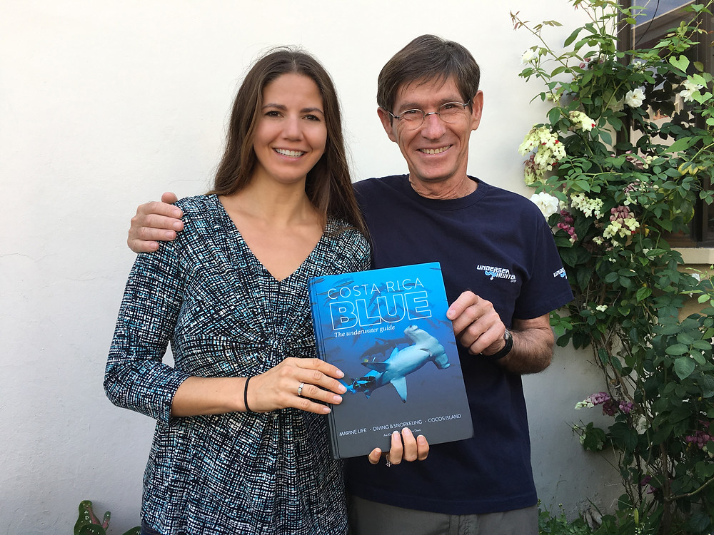 Costa Rica underwater guidebook