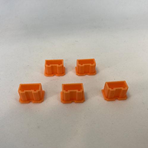 5 und. Capa do conector de balanceamento 3S