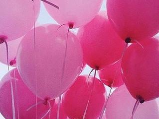 やさしい気持ちになれるピンク色の魔法