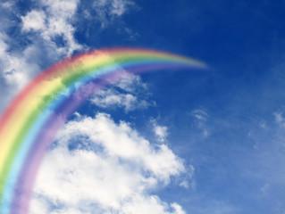 虹色の世界へ