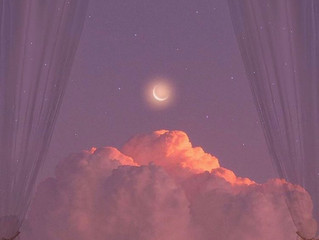 上弦の月から満月への7日間の流れ