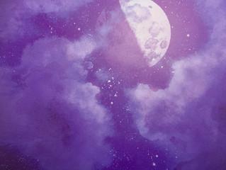 上弦の月から満月へ向かう今のメッセージ