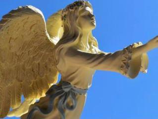 守護天使から休み方を忘れた方への伝言です
