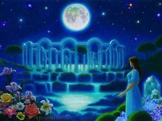 満月には思いグセを手放し魂の荷物を軽くしよう!