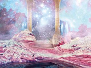 水瓶座の新月 魂本来の目的が扉を開く時