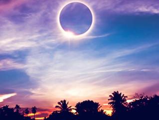 6月10日金環日食に受けとるギフトは願いを叶える鍵(3択リーディング)