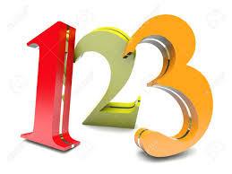 ワクワクが起こる「123」の魔法の日