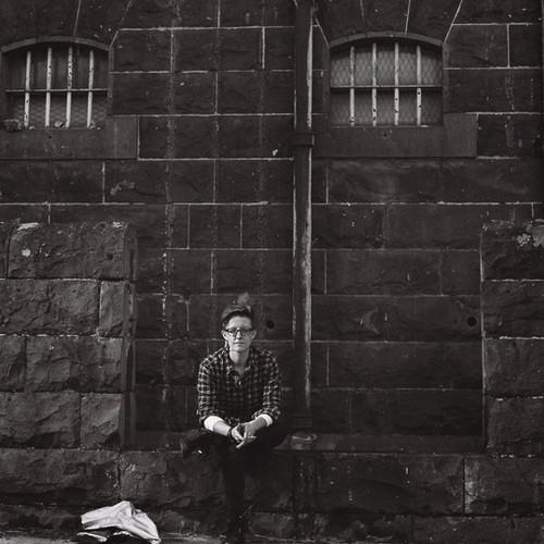 black and white on set.jpg