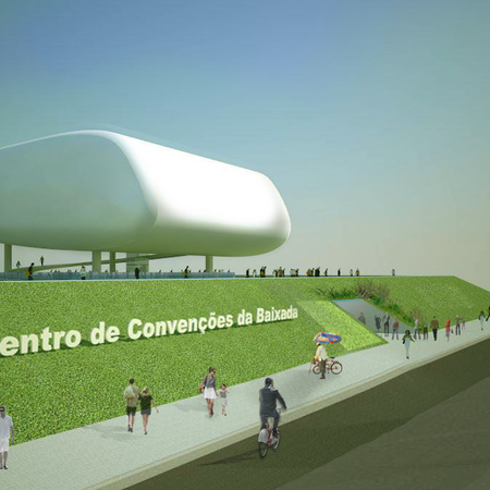 Centro de Convenções - N. Iguaçú - RJ